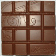 Thorntons Milk Chocolate Tonka Bar