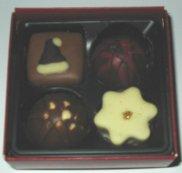 hotel chocolat mini box