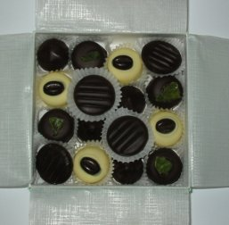 Prestat Mint Chocolates Box