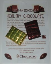 chocacao chocolate