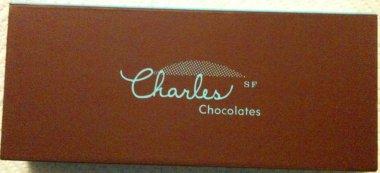 charles chocolates box