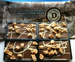 HOD double chocolate with fudge