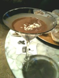 divine chocolate martini