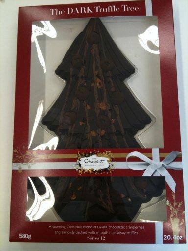 hotel chocolat truffle tree