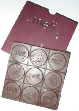 melt wine chocolate bar