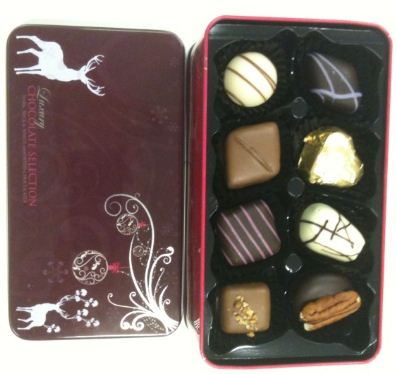 House of dorchester christmas chocolates