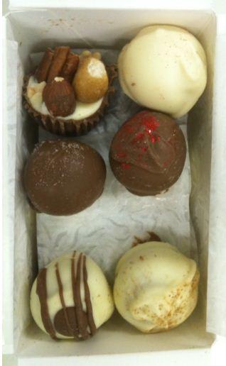 LB chocolates