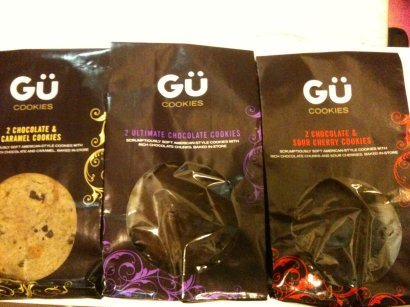 gu chocolate cookies