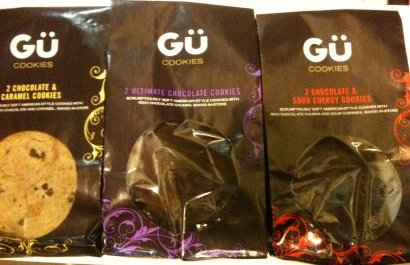 gu chocolate cookies