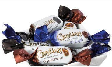 guylian seahorse temptations chocolates