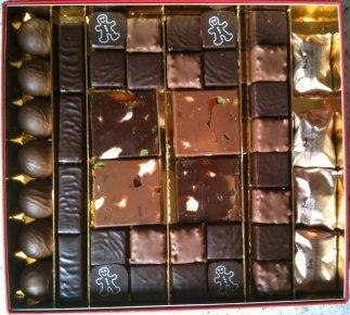 maison du chocolat christmas chocolate selection