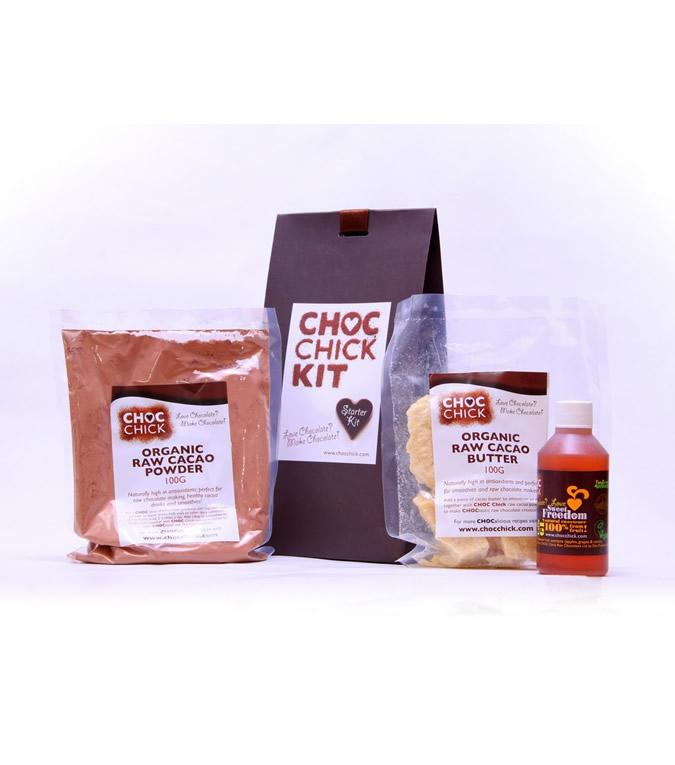 choc chick taster kit