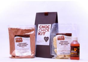 choc chick taster kit