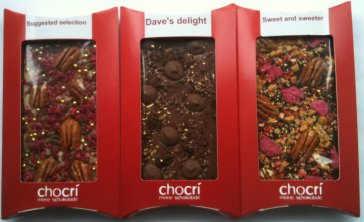 chocri bars