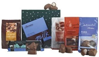 thorntons milk chocolate hamper