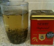 Newby imperial jasmine pearls tea