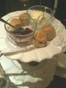 cadbury afternoon tea scones