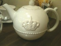 cadbury afternoon tea teapot