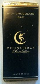 moonstruck milk chocolate bar