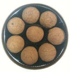 charbonnel et walker dark choc champagne truffles box