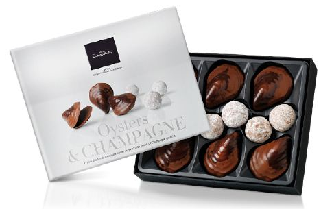 hotel chocolat oysters champagne