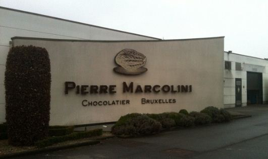 pierre marcolini factory front