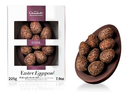 hotel chocolat easter eggspose