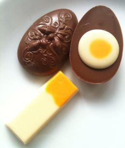 Milk Chocolate Eggs & Soldiers
