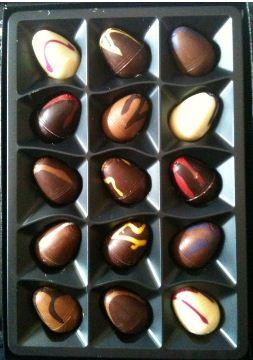 hotel chocolat h-box eggbox selection