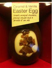 james vanilla chocolate egg box