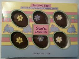 sees candies easter eggs