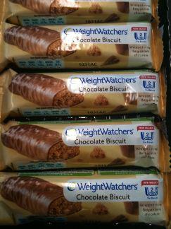 weightwatchers chocolate biscuits