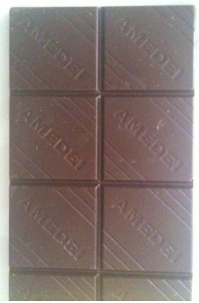 amedei chuao chocolate bar review