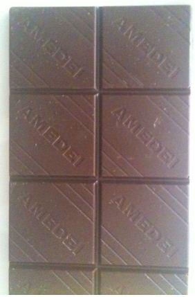 amedei chuao chocolate bar review