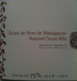 laurent gerbaud cocoa nibs