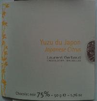 laurent gerbaud yuzu du japon