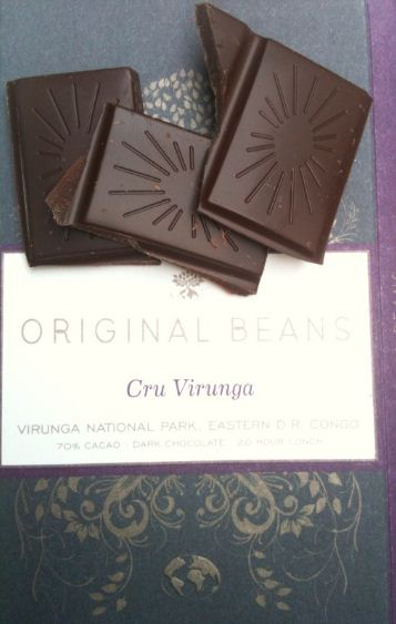 original beans cru virunga chocolate bar