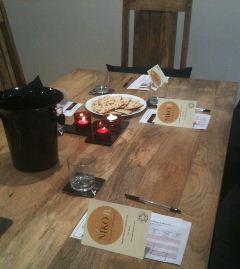 avo hotel tables
