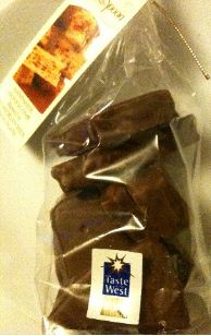 how to make chocolate covered sponge toffee