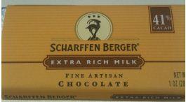 scharffen berger extra rich milk