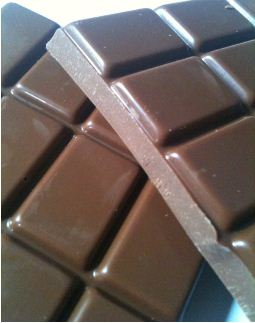 Seed Bean Rich Milk Chocolate bar