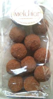 melchior champagne truffles