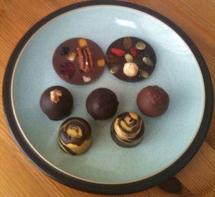 matcha chocolat fall selection