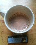 zotter milk hot chocolate made