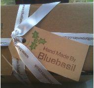 bluebasil brownies box xmas