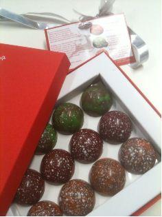 demarquette festive caramels box