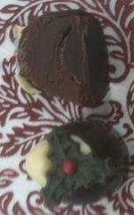 hope greenwood christmas pudding