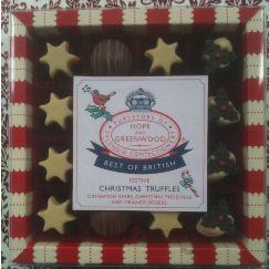 hope greenwood festive christmas chocolates