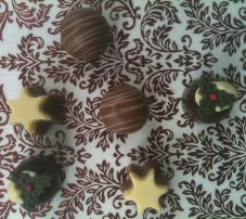 hope greenwood festive christmas chocolates