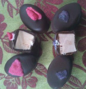hope greenwood violet rose creams